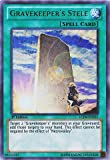 Yu-Gi-Oh! - Gravekeeper's Stele (LCJW-EN261) - Legendary Collection 4: Joey's World - 1st Edition - Ultra Rare