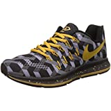 Nike Men's Air Zoom Pegasus 33 Black Running Shoes - 7 UK/India (41 EU)(8 US)(889350-991)