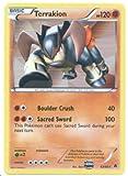 Pokemon - Terrakion (63) - Emerging Powers - Holo