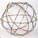 Hoberman: Sphere-- Rainbow