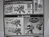 Rockman EXE RB-01. B-Daman Rockman & RB-02. B-Daman Bruce (B-Daman Mega Man)