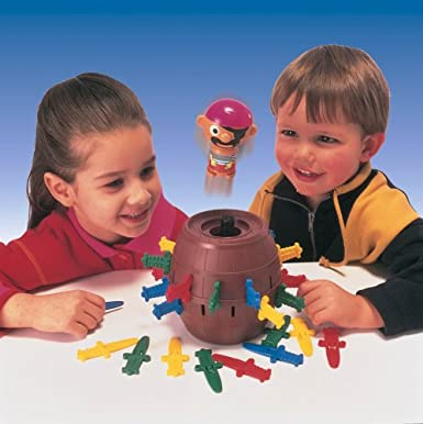 Games to play at home promoting sharing and turn taking