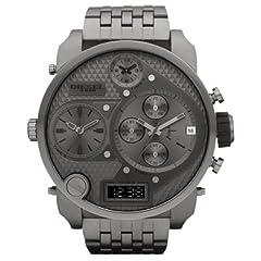Diesel Mens DZ7247 SBA Gunmetal Watch