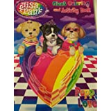 Lisa Frank Giant Coloring And Activity Book ~ Puppy Love (Puppies In Heart Cover)