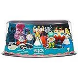Disney Alice in Wonderland Figure Play Set -- 6-Pc. (200647)