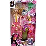 Kids Toys - Fashion Doll - Pack Of 6 Pcs - By Nanson - Nanson-20675 Doll