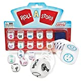 Junior Learning Roll A Story Develop Story Telling And Oral Language Dice