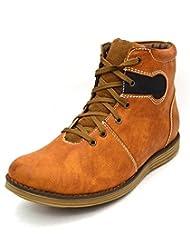 Zoot24 Men's Faux Leather Boots - B00Z76WPL4