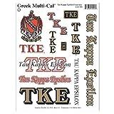 Tau Kappa Epsilon - Window Stickers