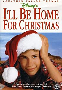 """Cover of """"I'll Be Home for Christmas"""""""