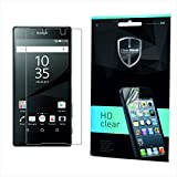 Clear Shield Clear Protector Screen Guard For Sony Xperia Z5 / Xperia Z5 Dual (Front & Back)