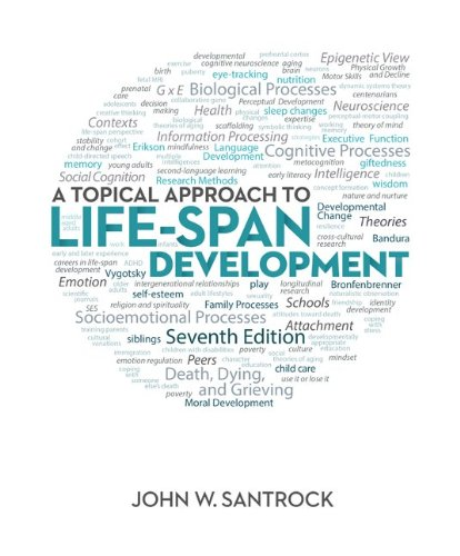 Connect Psychology with Learnsmart Access Card for Santrock -  A Topical Approach to Lifespan Development 7e -  John Santrock, 7th Edition