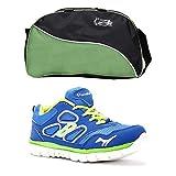 Elligator Shoes And Stylish Travel Bag - B00XJKHOPC