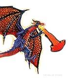 Mystical Ardent Dragon 3D Puzzle