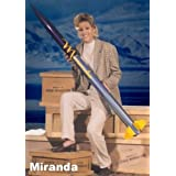 Public Missiles PML Flying Model Rocket Kit Miranda
