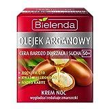 Argan Oil 50+ Night Cream For Mature And Dry Skin