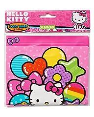 American Greetings Amscan Hello Kitty Rainbow Plastic Loot Bags