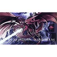 #13 Yu Gi Oh Slifer The Sky Dragon Playmat Custom Play, Slifer The Sky Dragon Collection Playmat, Slifer Sky Dragon...