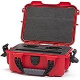 Nanuk 904-GOP9 Hard Case With Foam Insert For GoPro (Red)