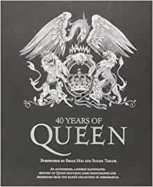 Queen in 3d by Brian May 9780957424685 (hardback 2017)