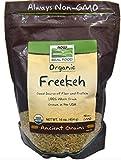オーガニック フリーカ (フリーケ) Freekeh 454g (16oz.) スーパーフード 青麦 有機 ダイエットに最適 【海外直送】 [並行輸入品]