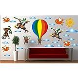 Posterindya Kids Room Wall Sticker Pid5002
