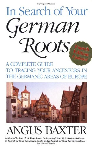 germany genealogy search