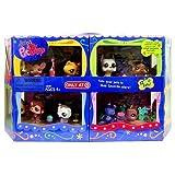Littlest Pet Shop Exclusive Portable Carry Case With 12 Pets (Includes Virtual Surprise!)