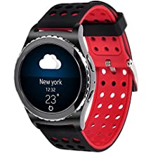 20mm Gear S2 Classic Smart Fitness Watch Band (SM-R732),Silicone Replacement For Samsung Galaxy Gear S2 Classic...