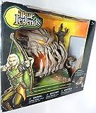 True Legends Tree Deluxe 8 inch Tree Warrior Troll Figure