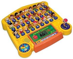 Amazon.com: Vtech Learning Alphabet Classroom Toy: Toys ...