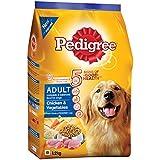 Pedigree Adult Dog Food Chicken & Vegetables, 1.2 Kg Pack