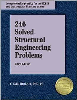 California Civil Seismic Principles Solved Problems, Twelfth Edition