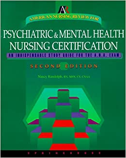 Psychiatric Nursing: Books