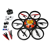 WL Toys Skywalker V323 80cm Large Scale Six-Motor 2.4GHz 4-Channel 6-Axis RC Hexacopter