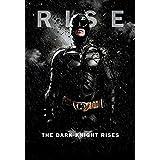 The Dark Knight Rises Batman Poster Fine Art Print ON FINE ART PAPER HD QUALITY WALLPAPER POSTER LOVE IS ETERNAL