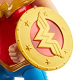 DC Super Hero Girls Power Action Wonder Woman Doll