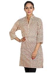 Rajrang Women Kurta Tunics Long Kurti Top Size XL - B00RVJNFF0