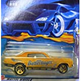 Hot Wheels 2002 Sugar Rush 4 Of 4 70 Chevelle SS #098 On Card Variation