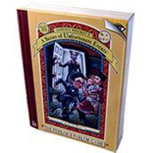 Lemony Snicket's A Series of Unfortunate Events Perilous Parlor Game