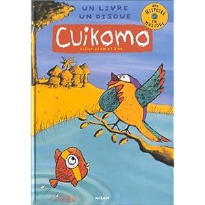 Cuikomo (1 livre + 1 CD audio)