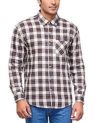 Yepme Men's Checks Cotton Shirt - YPMSHRT0288