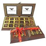 Chocholik - 18 PC Delightful Chocolate Box - Chocholik Belgium Chocolates
