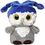 "Aurora World Wise Owl Plush, Boy, 8"""