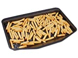 CHG 9904-104 Pommes-Backblech  (41,0 x 31,5 x 2,5 cm) anthrazit-metallic
