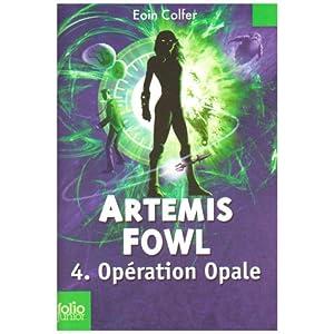 Artemis Fowl, Tome 4 : Opération Opale