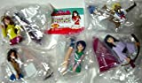 Movic Love Hina Girls Real Figure all five