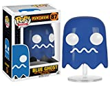 Funko POP Games: Pac-Man - Blue Ghost Action Figure