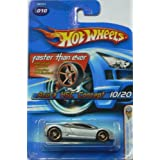 Hot Wheels 2005 First Editions 10 Of 20 Realistix Acura HSC Concept With Faster Than Ever Wheels 200