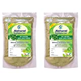 Natural Neem Leaves Powder Pack Of 2 By Natural Healthplus Care (454g)